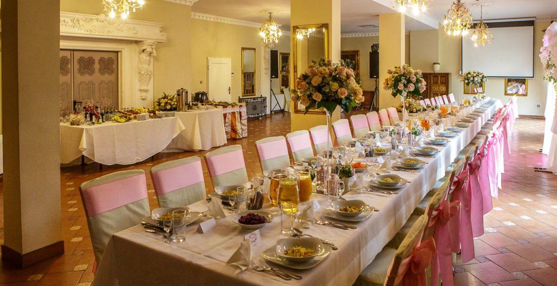 Hotel Maria Sala Złota wesele