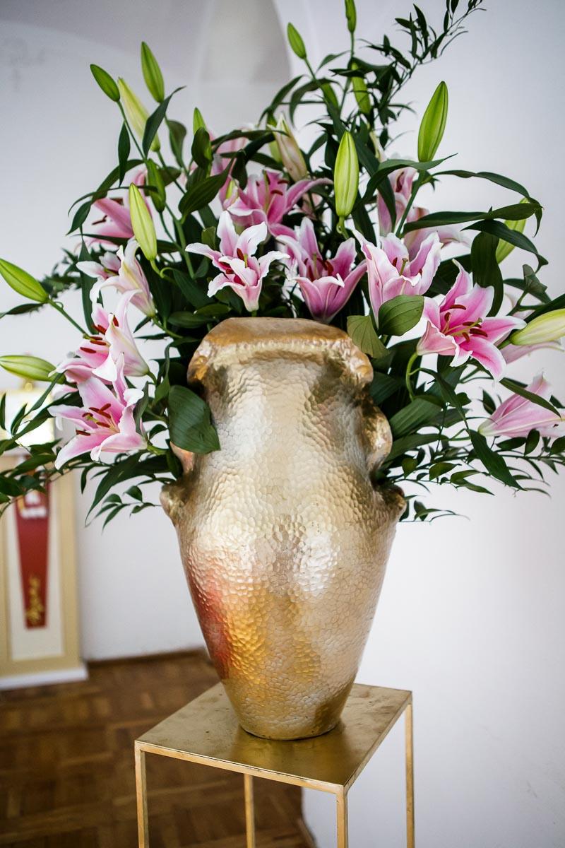 Asia Paterova –dekoracje florystyczne
